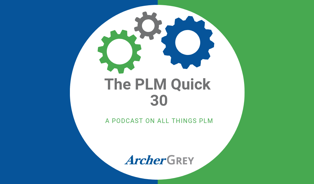 PLM Quick 30: The Origin and Evolution of PLM (ft. Jim Roche)